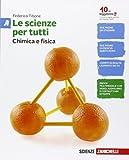 Le scienze per tutti. Vol. A-B-C-D. Con e-book. Con espansione online. Per la scuola secondaria di primo grado