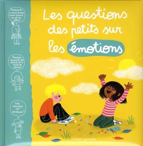 Les questions des petits sur les émotions par Marie Aubinais