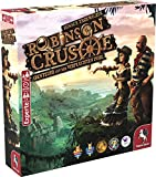 Image for board game Pegasus games 51945G - Robinson Crusoe Adventures on The Cursed Island