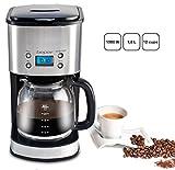 MACCHINA PER CAFFE' AMERICANO IN ACCIAIO 12 TAZZE 1000W 1,8L BEPER 90.520
