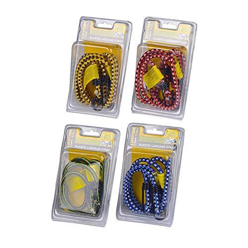 Lifetime 871125250470 Lot de 2 Cordes Élastiques avec Strap