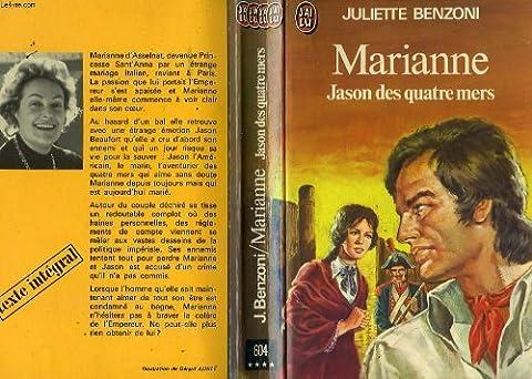 Marianne, Jason des quatre mers