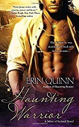 Haunting Warrior (A Mists of Ireland Novel) by Erin Quinn (2012-03-06)