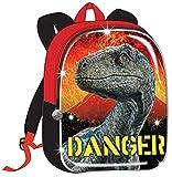 Jurassic World Luxury Large 3D High Gloss Backpack