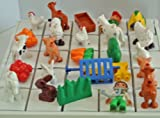 LEGO Duplo Custom Set: Adventskalender Streichelzoo