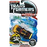 Transformers Dark of the Moon Overseas Limited DX Cyber __Fire Bumblebee / DX Cyberfire Bumblebe (japan import)