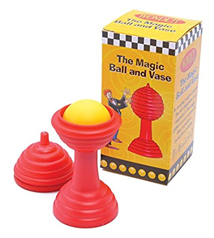 Ball and Vase Magic Trick for Prisoner Dungeon Medieval Party Magic Trick