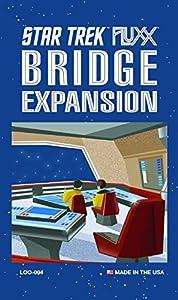 Looney Labs LON00094 Star Trek Fluxx Bridge Expansion, Multicolor alfonbrilla para ratón