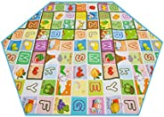 Charhoden SQ-133-letter TXZ-2004 Small Hexagon Color Film Climbing Mat - Custom Pattern Floor mat,Star Colorfu