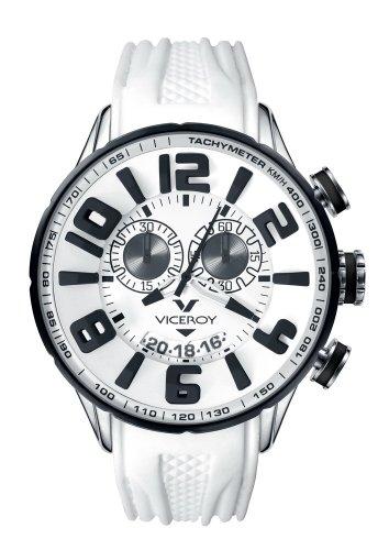 Viceroy 432109-05 - Reloj Unisex Cronógrafo Caucho