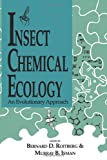 Image de Insect Chemical Ecology: An Evolutionary Approach