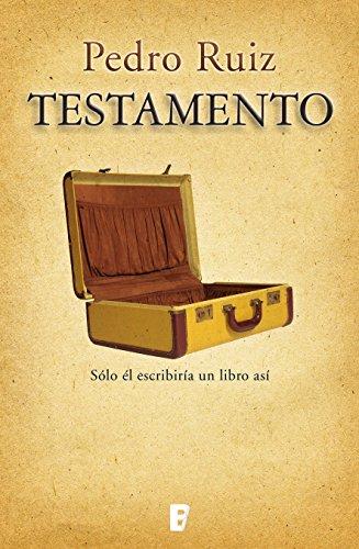 Testamento (Spanish Edition)
