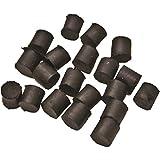 Liveryman - Protezioni in gomma per ramponi (20 pezzi) (20 pezzi) (Assortiti)
