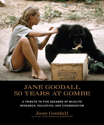 Jane Goodall: 50 Years at Gombe: A Tribute to Five Decades of Wildlife Research, Education and Conservation por Jane Goodall