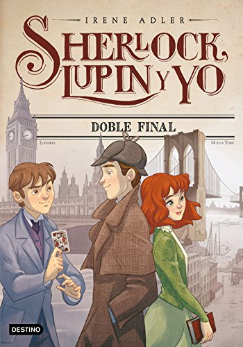 Sherlock 13. Doble final eBook: Adler, Irene, García, Miguel ...