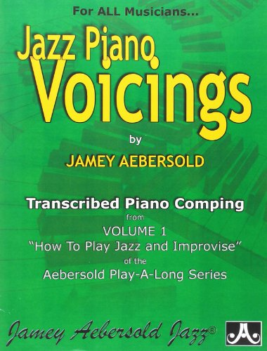 AEBERSOLD 1 Jazz Piano Voicings.