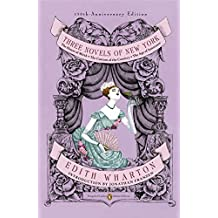 Three Novels of New York (Penguin Classics Deluxe Edition) (Penguin Classics Deluxe Editions)