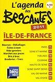 L'Agenda des Brocantes 2011 - Île-de-France...