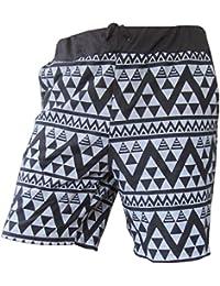 PANASIAM Shorts, kurze Hosen, Pants, in M (passt bis 180cm K.größe), aus fester 100% natur Baumwolle, in vielen Farben und Mustern, aus boutique Familienbetrieb