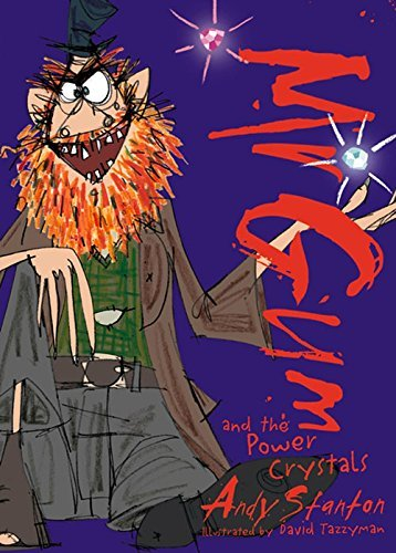 Mr Gum and the Power Crystals by Stanton, Andy (July 3, 2014) Paperback
