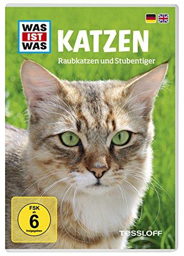 Was Ist Was DVD Katzen. Raubkatzen und Stubentiger