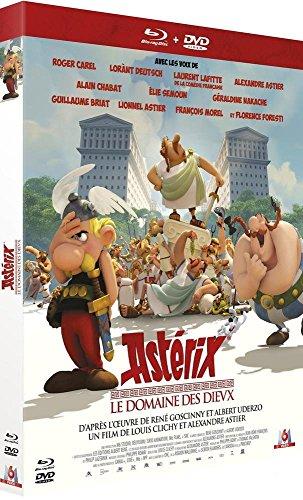 Une aventure d'Astérix le Gaulois : Le Domaine des Dieux