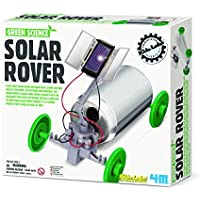 Price comparsion for Create Your Own Solar Rover Car Experiment - Science Experiment Set - Number One Educational - Educational Science Present Gift Ideal For Christmas Xmas Stocking Fillers Age 8+ Girls Boys Kids Children