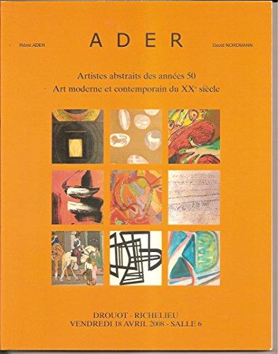 artistes-abstraits-des-annees-50-art-moderne-et-contemporain-du-xxe-siecle-bill-bozzolini-chaissac-corneille-fiorini-man-ray-mir-vasarely-van-velde-jouenne-parsus-vente-du-18-04-2008-ader