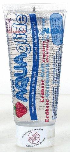 Original AQUAglide Erdbeere 100ml