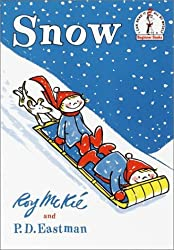 Snow (I Can Read It All By Myself) by P.D. Eastman (1962-10-12)