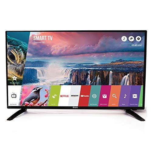 Elara 127 cm (50 inches) 4K Ultra HD Smart LED TV EL50S4KUHD (Black) (2018 Model)
