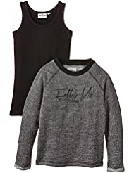 Tom Tailor Lurex Two In One Sweater/508 - Sweat-shirt - Fille