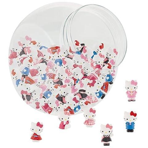 Sanrio - Mini Figurine Hello Kitty en Plastique