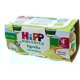 Omogeneizzato Hipp Agnello con Verdure