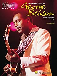The Guitar Style of George Benson (Artist Transcriptions) by Dave Rubin (2000-12-01)