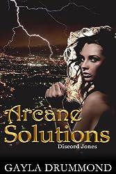 Arcane Solutions (Discord Jones Book 1) (English Edition)