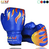 Boxing Gloves for Kids Child Punching Gloves Junior Punch Bags Sparring, 6oz for 3 to 10 YR