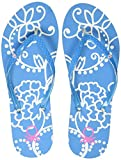 United Colors of Benetton Women's Blue Flip-Flops - 5 UK/India (39 EU)
