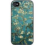 Culater® Für iphone 5C Sakura uralt Blume art Struktur hülle Tasche case cover