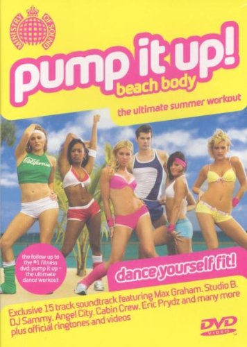 Various Artists - Pump it Up! Beach Body - The Ultimate Summer...