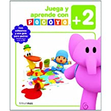 Juega y aprende con Pocoyó (Cuentos y actividades)