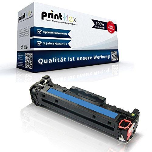 Preisvergleich Produktbild Kompatible Tonerkartusche für Canon I-Sensys MF728Cdw I-Sensys MF729Cdw ISensys MF729Cx EP718 CRG 718C Cyan