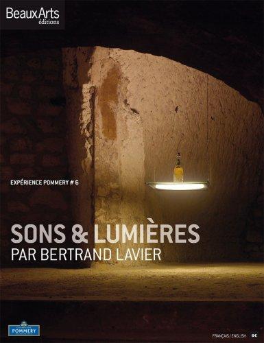 Exprience Pommery, N 6 : Sons & lumires par Bertrand Lavier