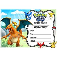 amazon co uk pokémon invitations party supplies toys games