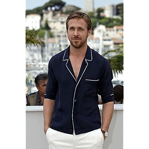 Ryan Gosling (24x37 inch, 60x91 cm) Silk