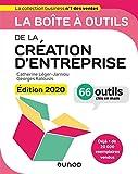 La boîte à outils de la Création d'entreprise - Edition 2020...