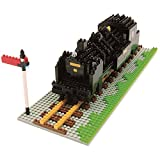 nanoblock NAN-NBM001 Steam Locomotive