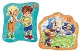 Sigikid 40580 - Puzzle, Erwin und ROSI