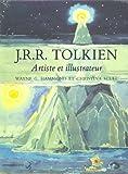J-R-R Tolkien, artiste et illustrateur