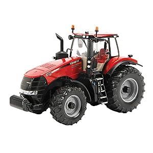 Britains - Tractor Case IH Magnum, Color Rojo y Negro (Tomy 43004)